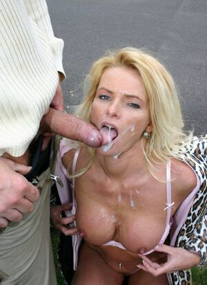 hot mom facial