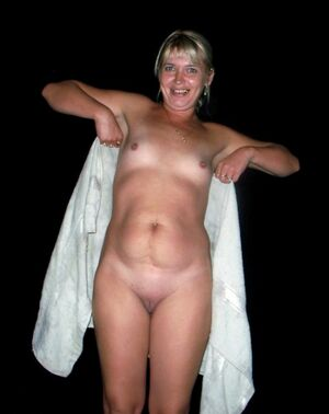 old mature nudist