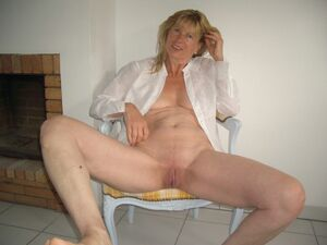 homemade nude mature