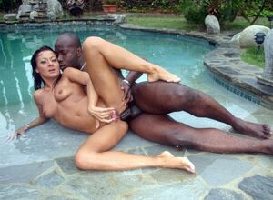 mom interracial anal