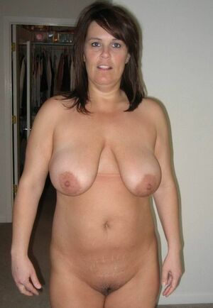 mature bbw wife nude