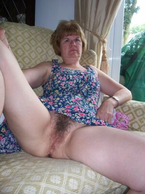 granny hairy pussy videos