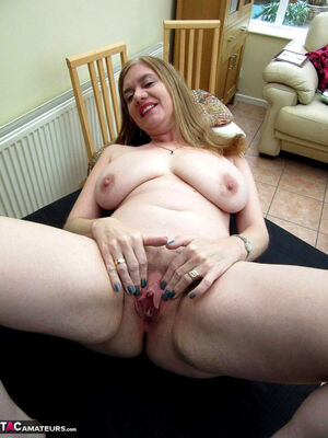 mature big tits hairy pussy