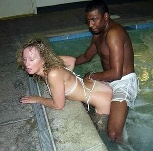 interracial mature wife